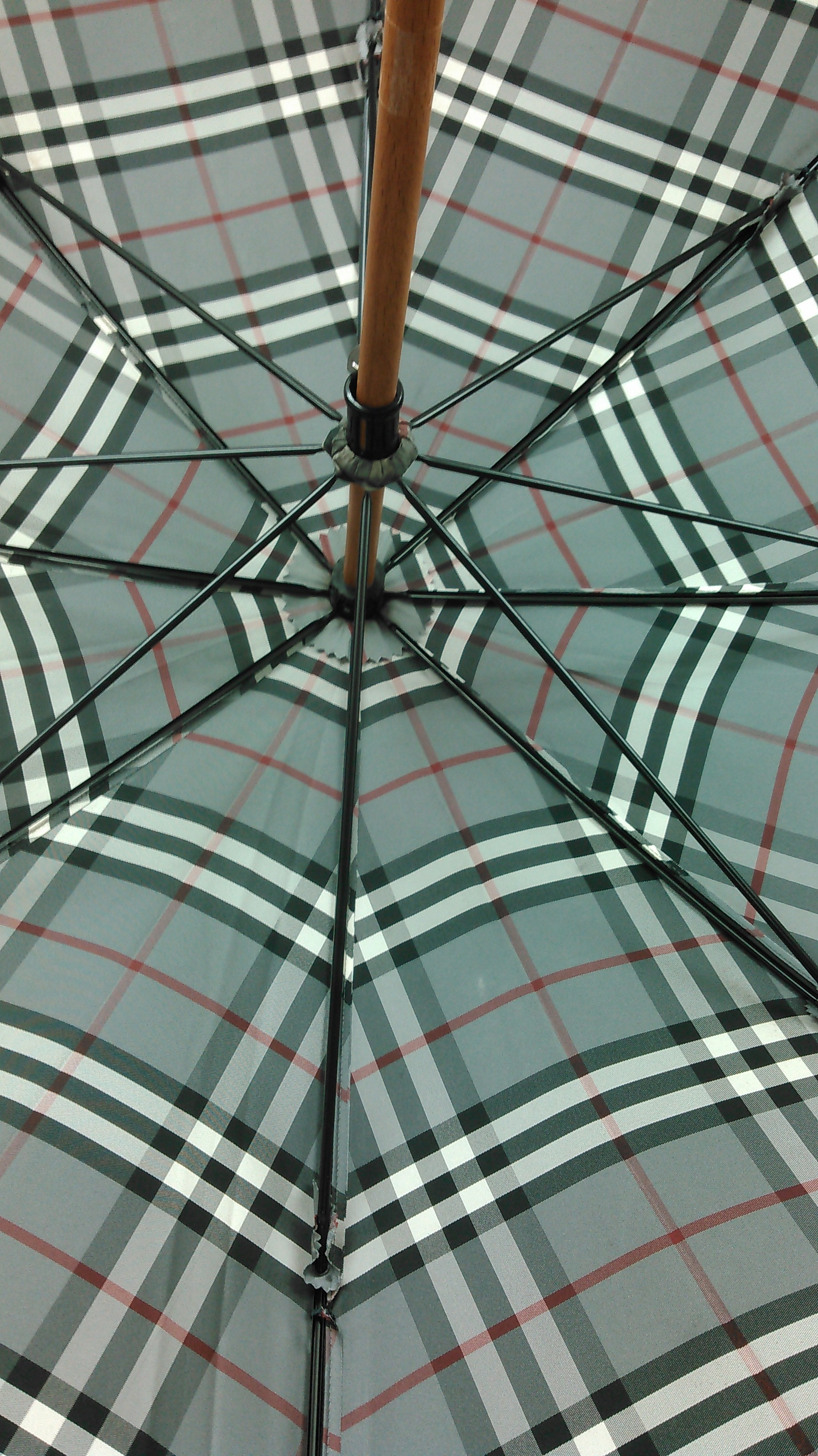 バーバリー傘