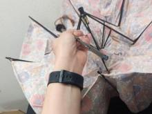 折り畳み傘修理